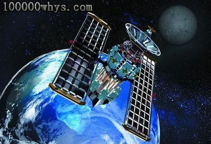 为什么人造卫星在太空不会随意翻滚